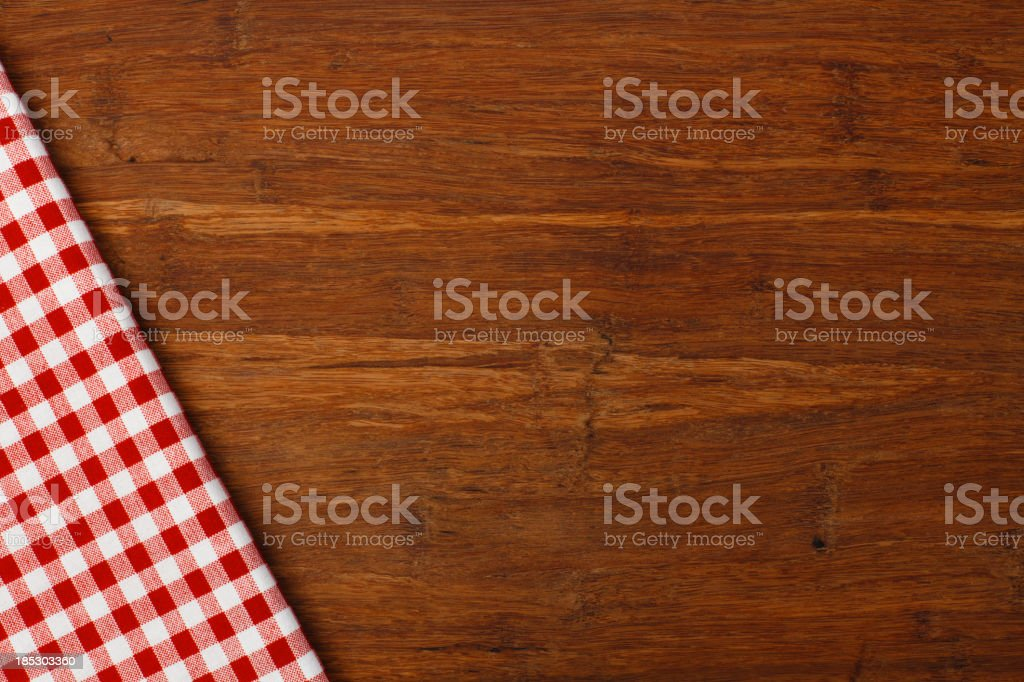 Country Kitchen Background stock photo