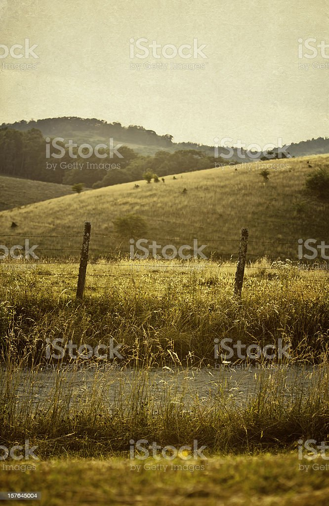 Country Landscape royalty-free stock photo