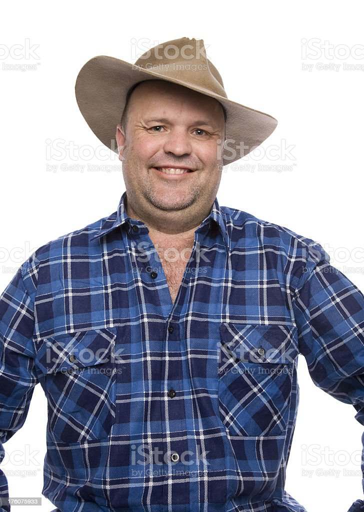 Country Male stock photo