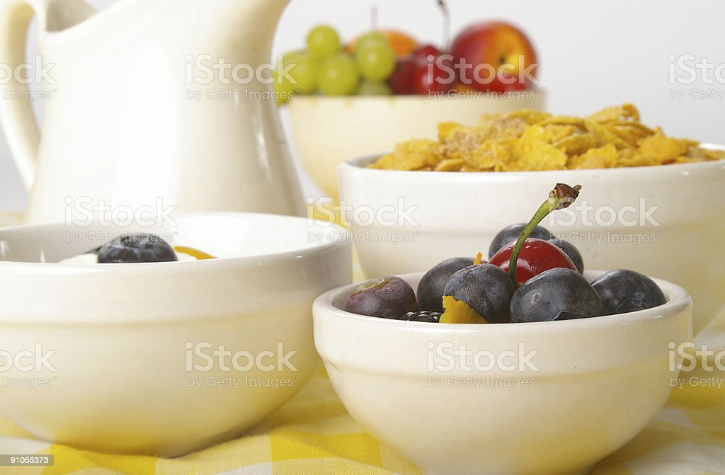 Country Morning royalty-free stock photo