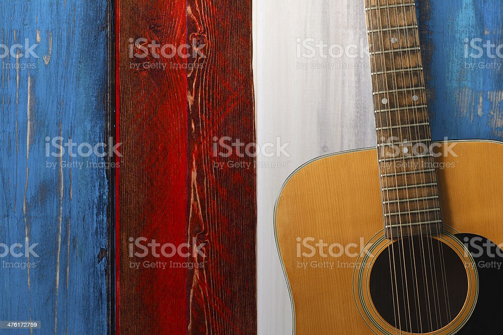 Country Music Holiday stock photo