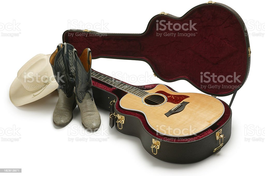 Country Music royalty-free stock photo