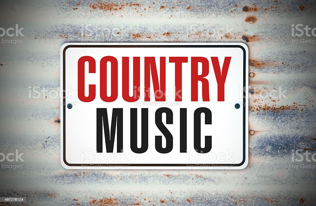 Country Music stock photo