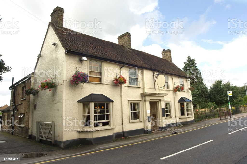 Country Pub royalty-free stock photo