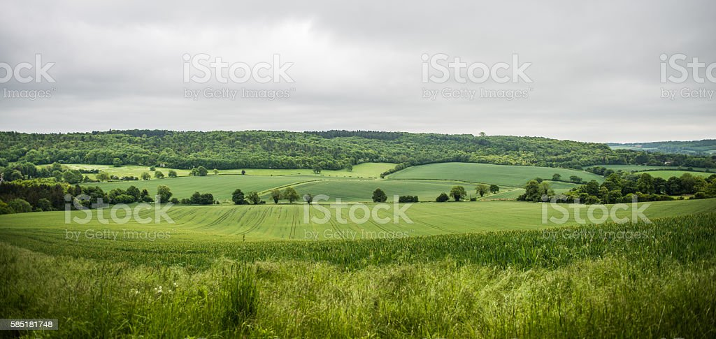Country side. stock photo