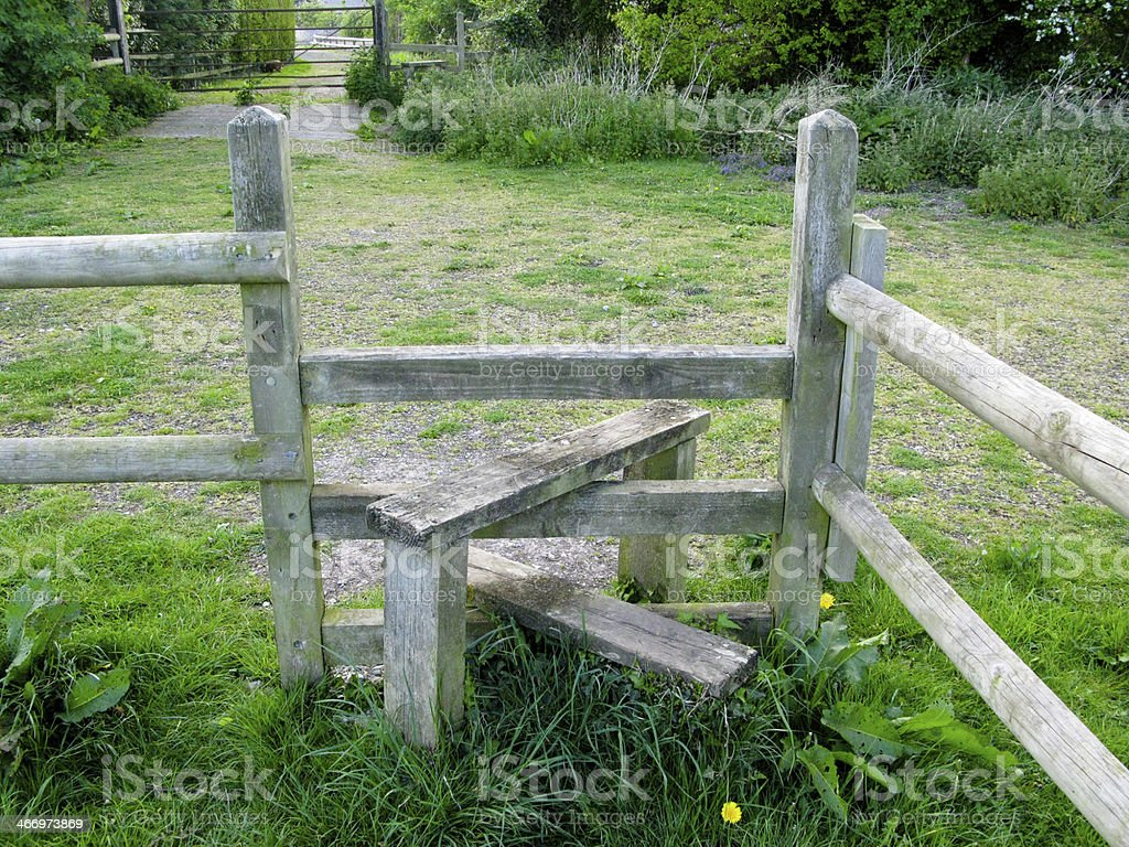Country Stile stock photo