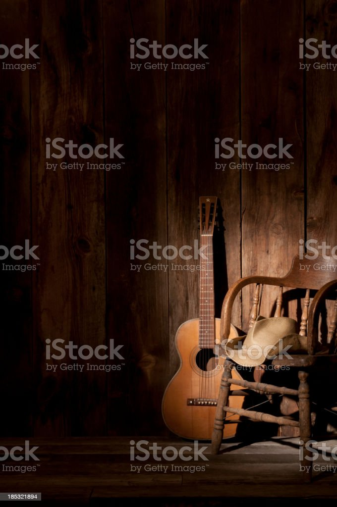 Country Western stock photo