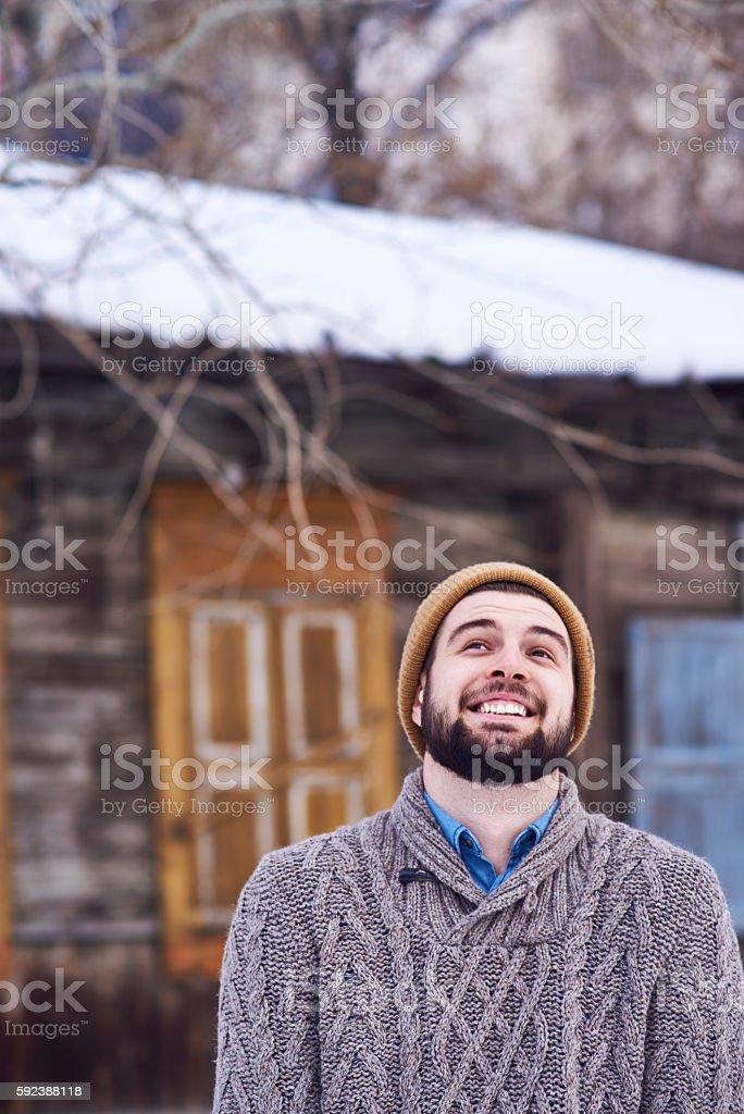 Countryman stock photo