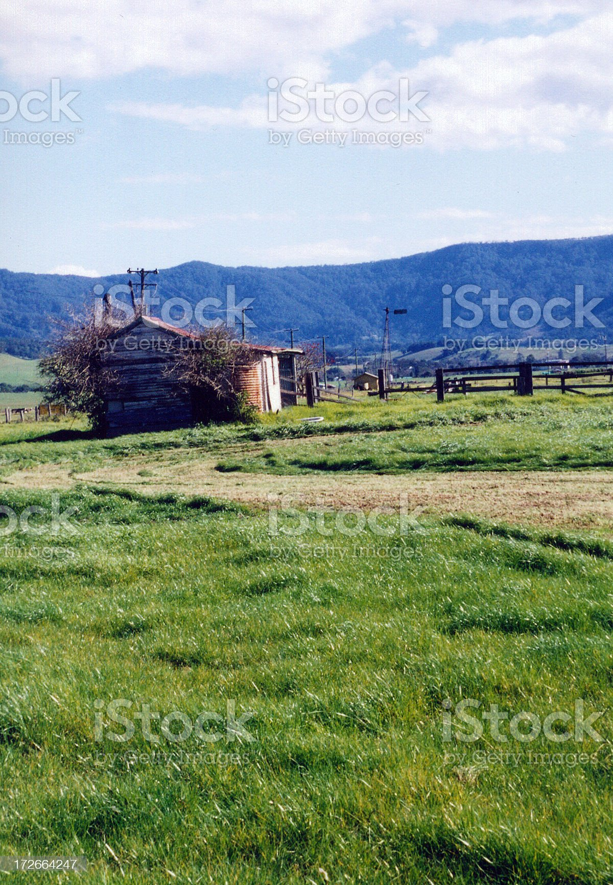 Countryside 2 royalty-free stock photo