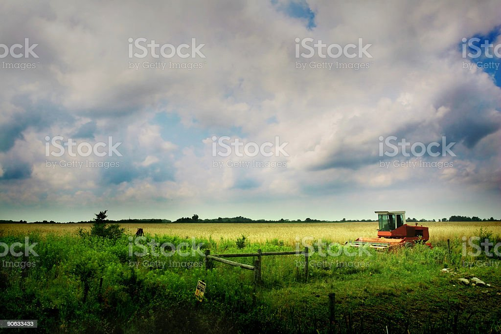 Countryside - New York State royalty-free stock photo