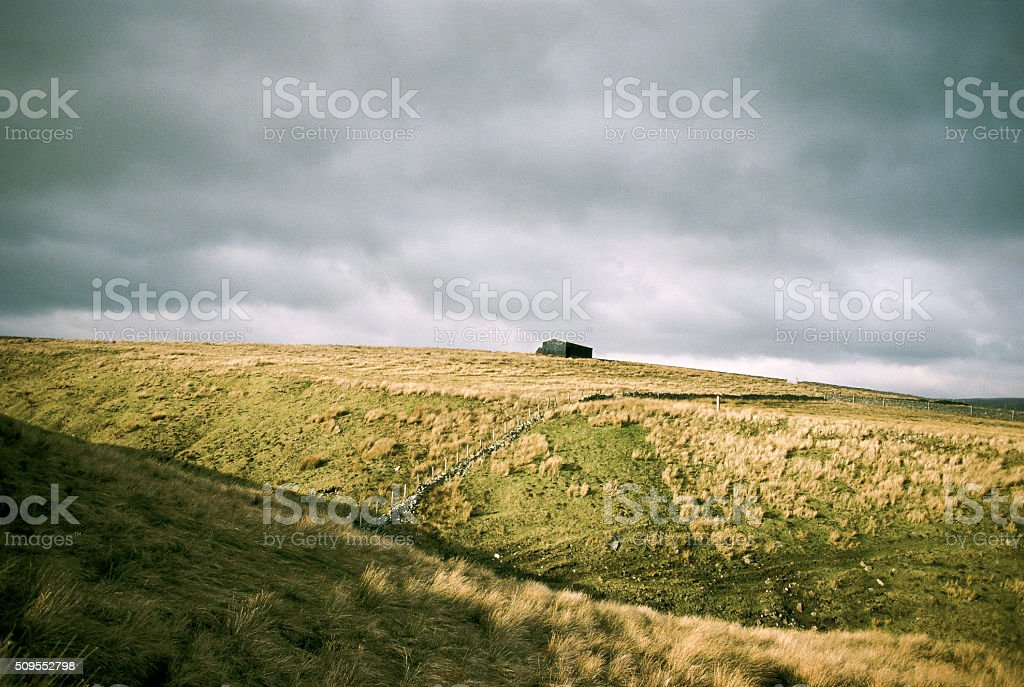 County Durham stock photo