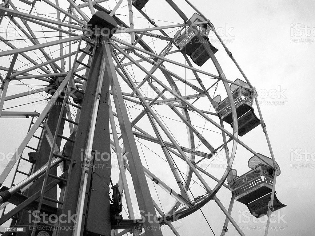 County Fair stock photo