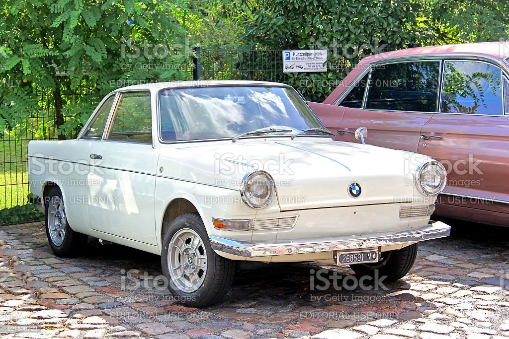 BMW 700 Coupe stock photo