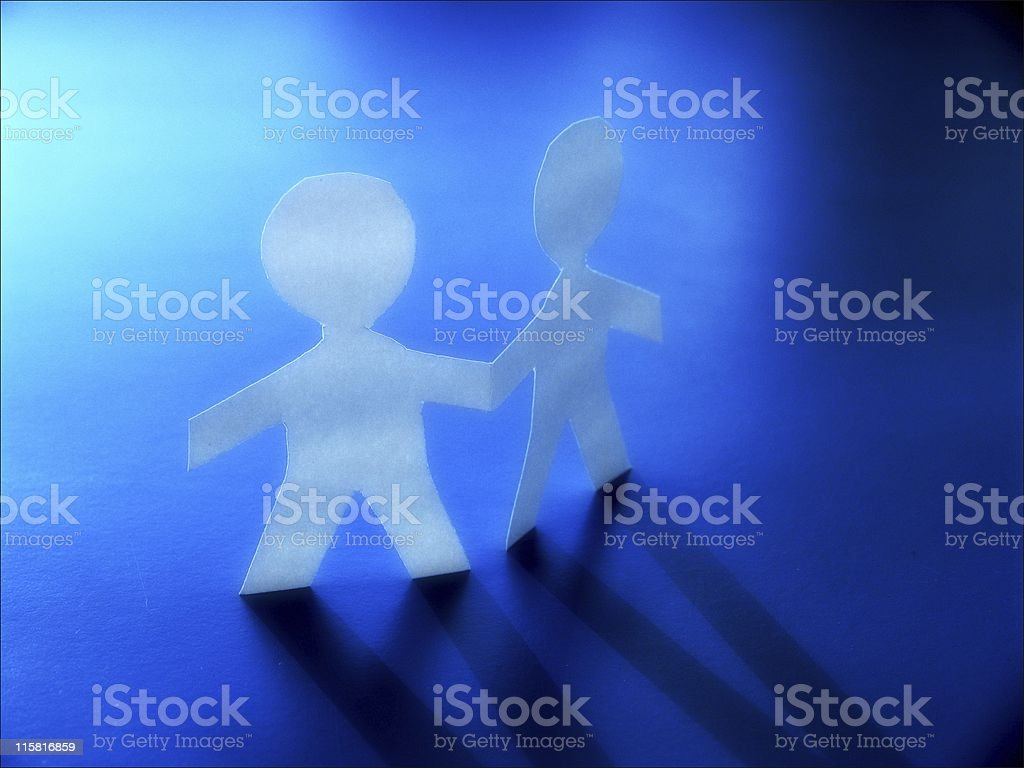 Couple 3 royalty-free stock photo