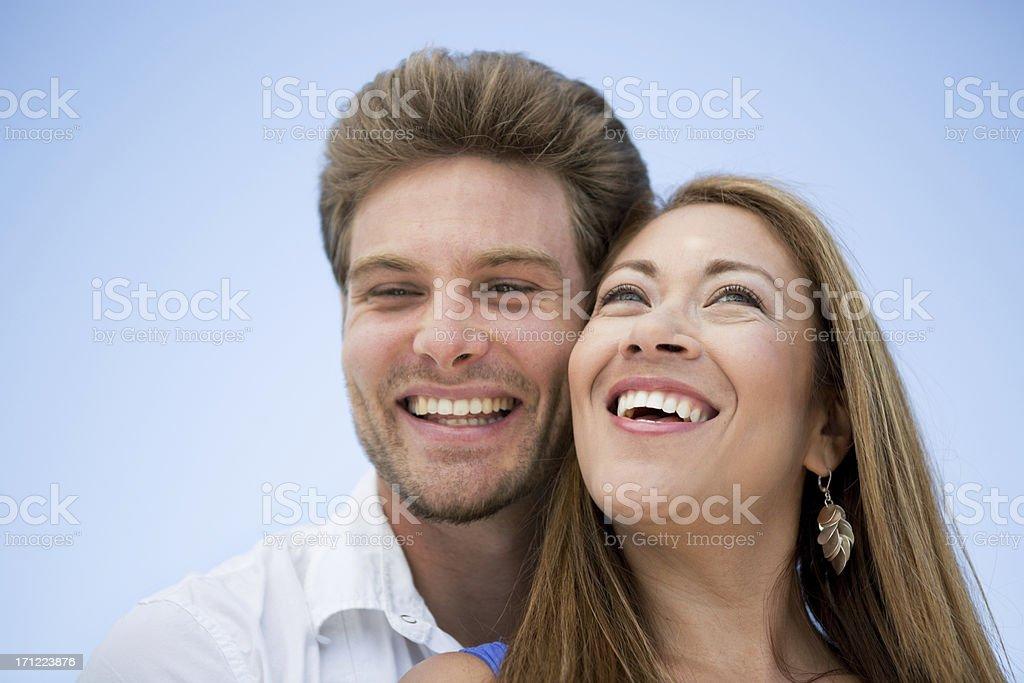 Couple stock photo