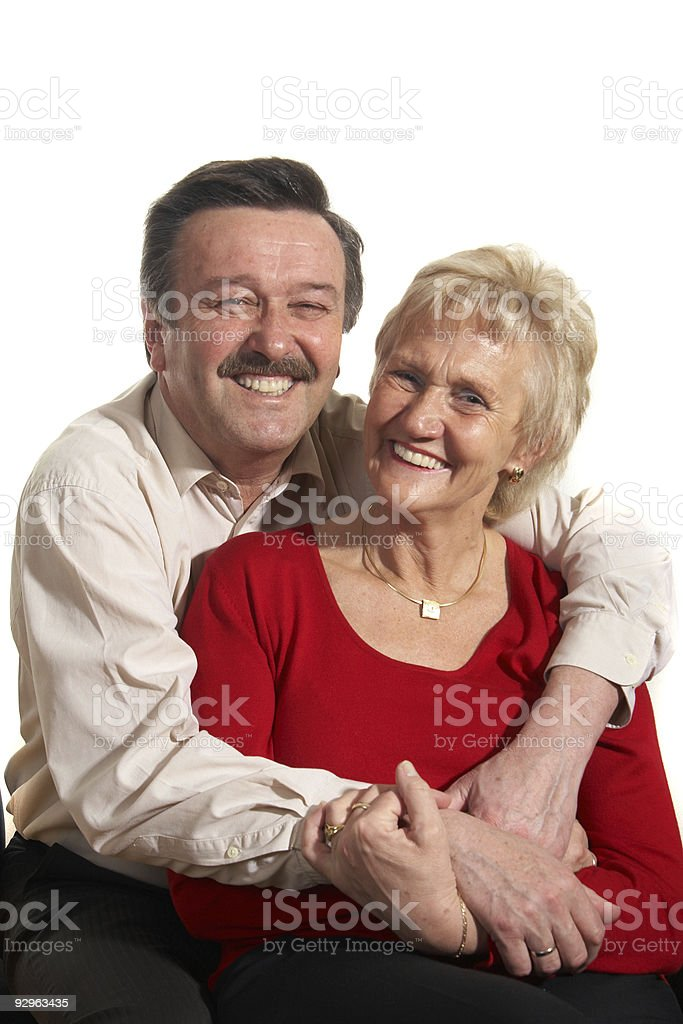 Couple time royalty-free stock photo