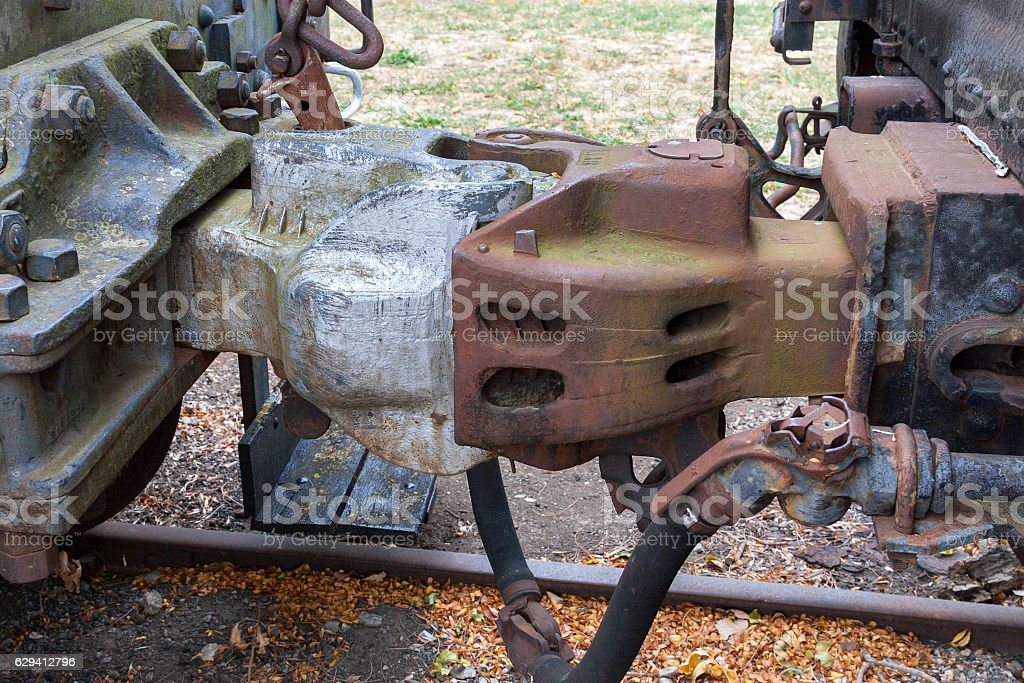 Coupled Together stock photo