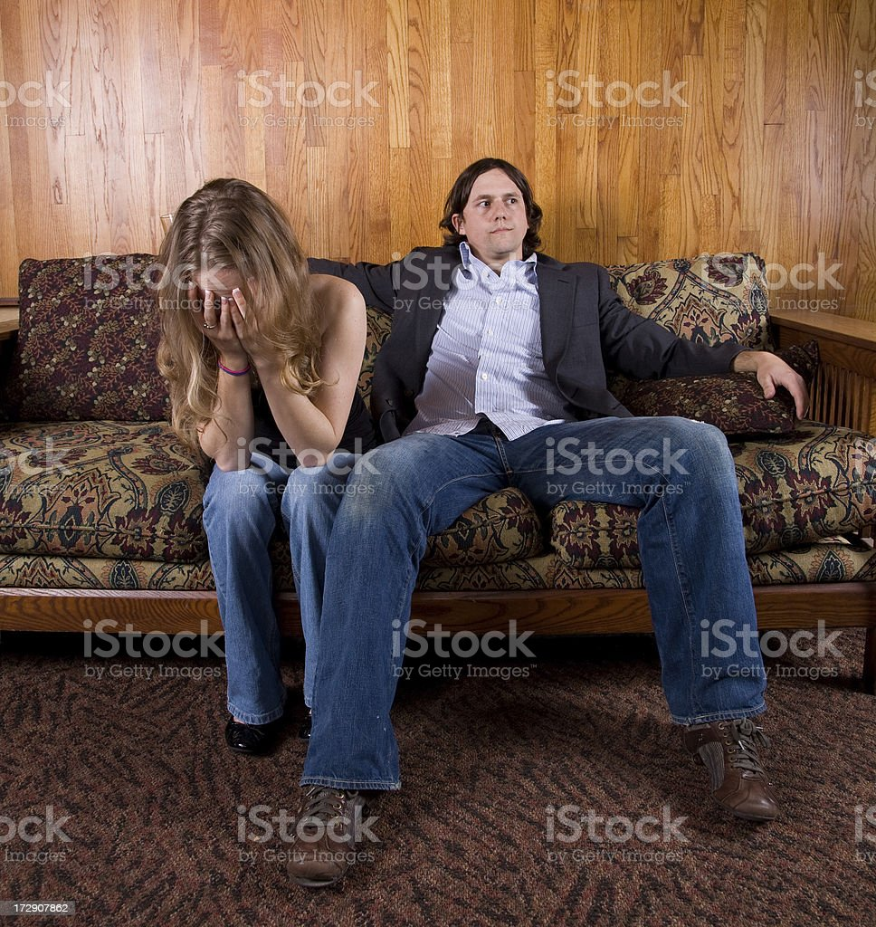 Couples In Love royalty-free stock photo