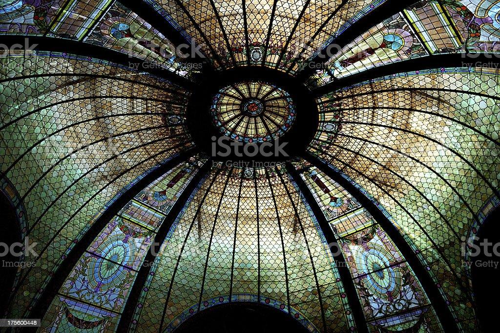 Courhouse Rotunda royalty-free stock photo