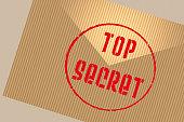 Courrier Top secret