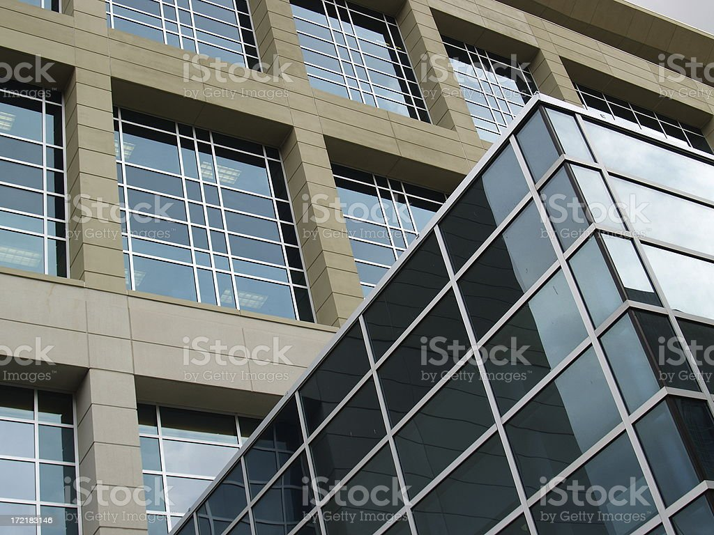 Court House Building royalty-free stock photo