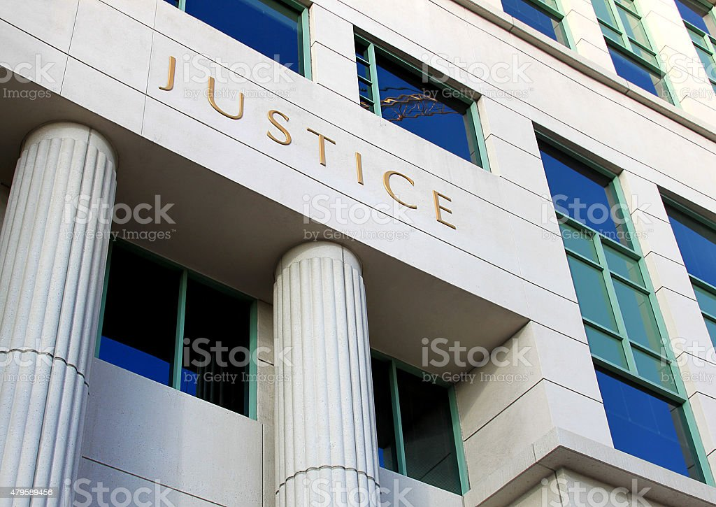 court house building stock photo