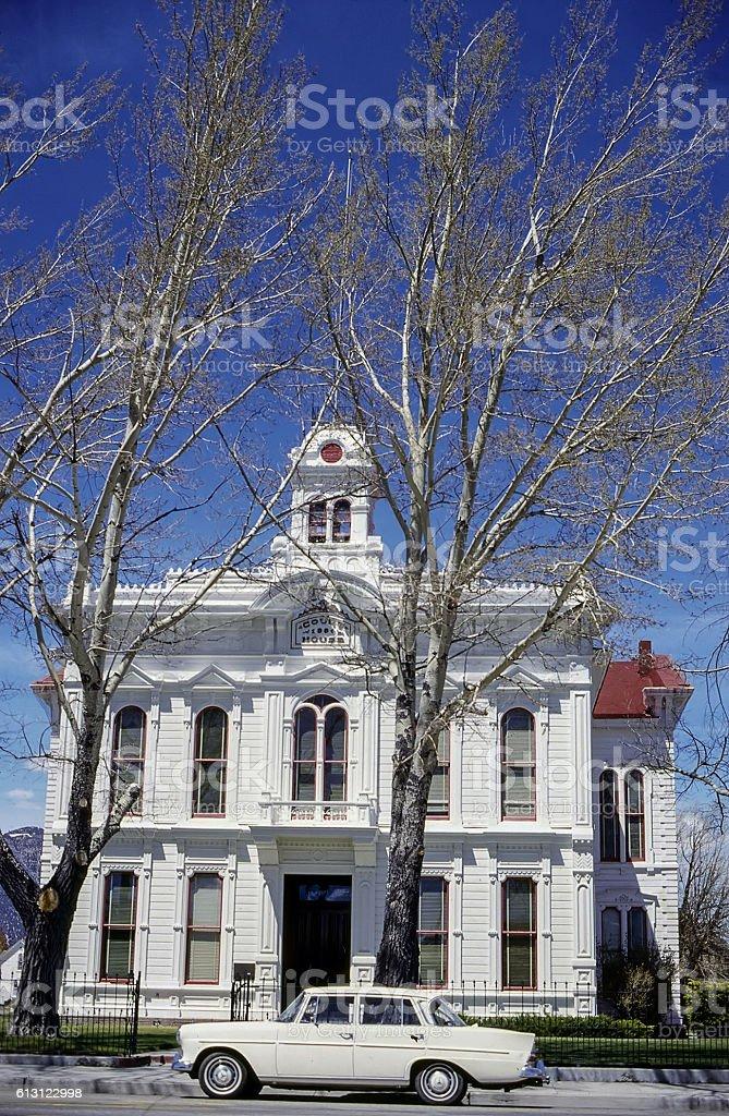 Court House stock photo