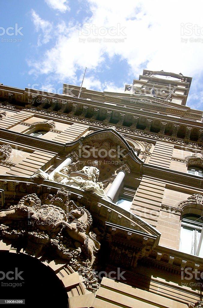 Courthouse - Architecture stock photo