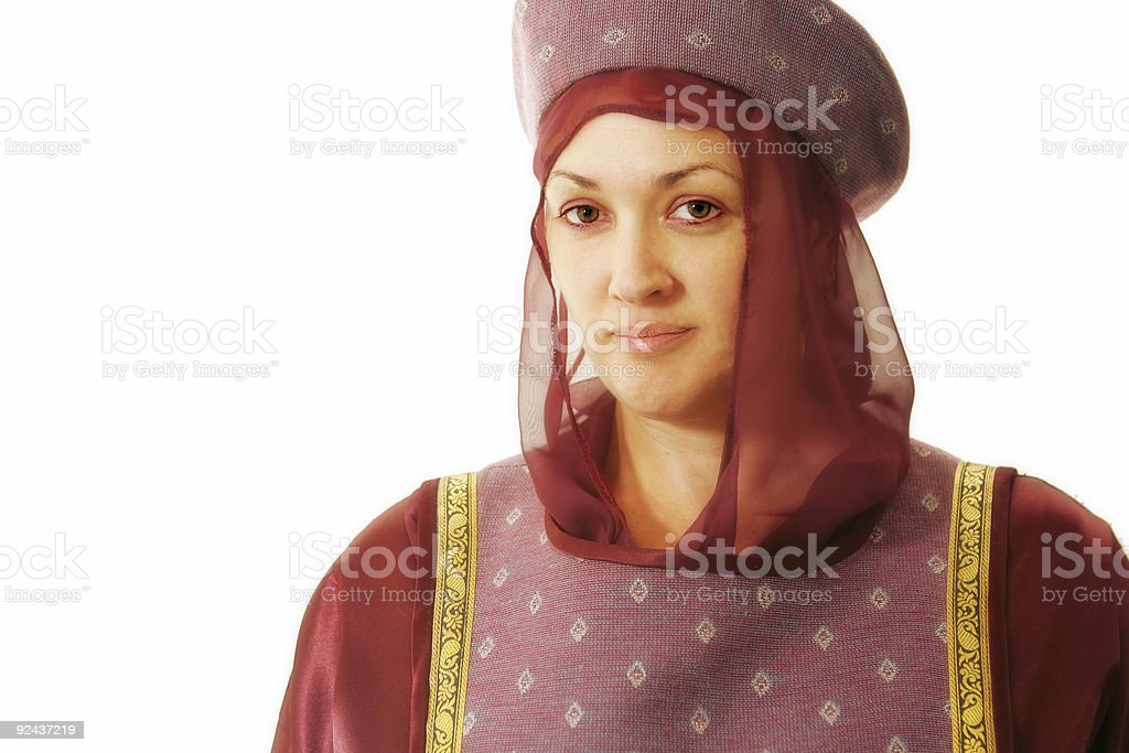 Courtly stock photo