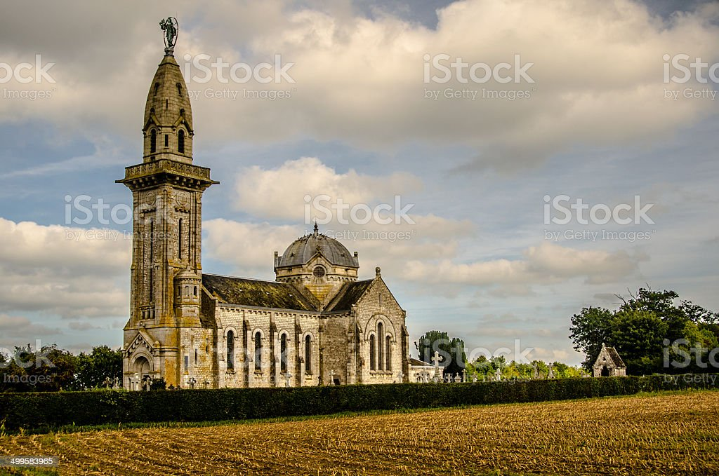 Couterne, France stock photo