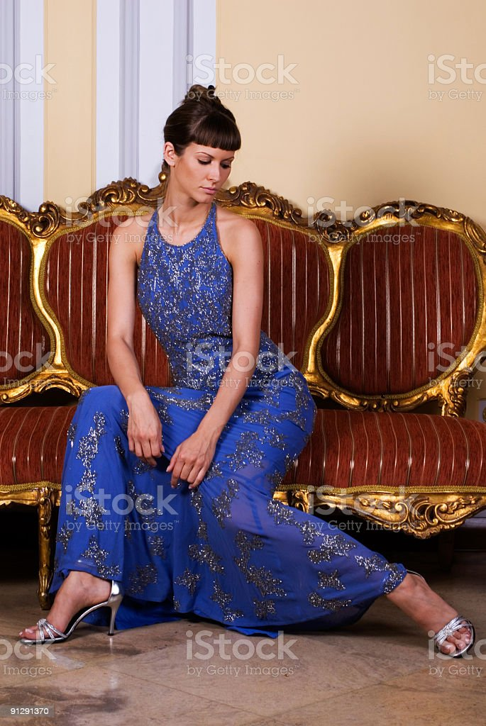 couture royalty-free stock photo