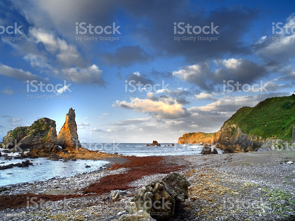 Cove stock photo