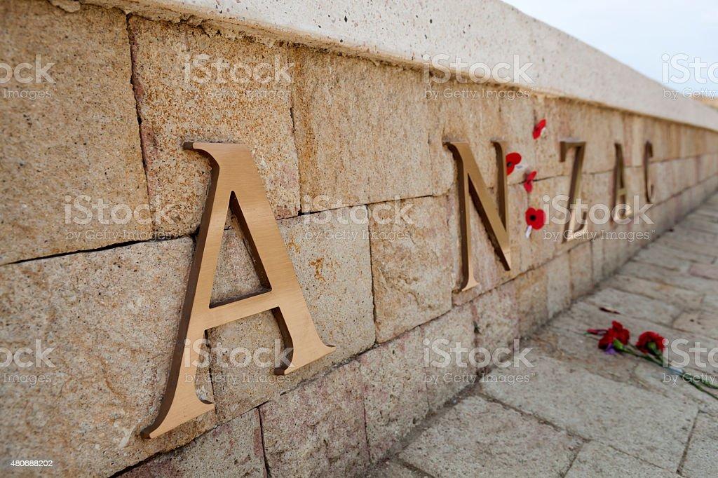 ANZAC Cove stock photo