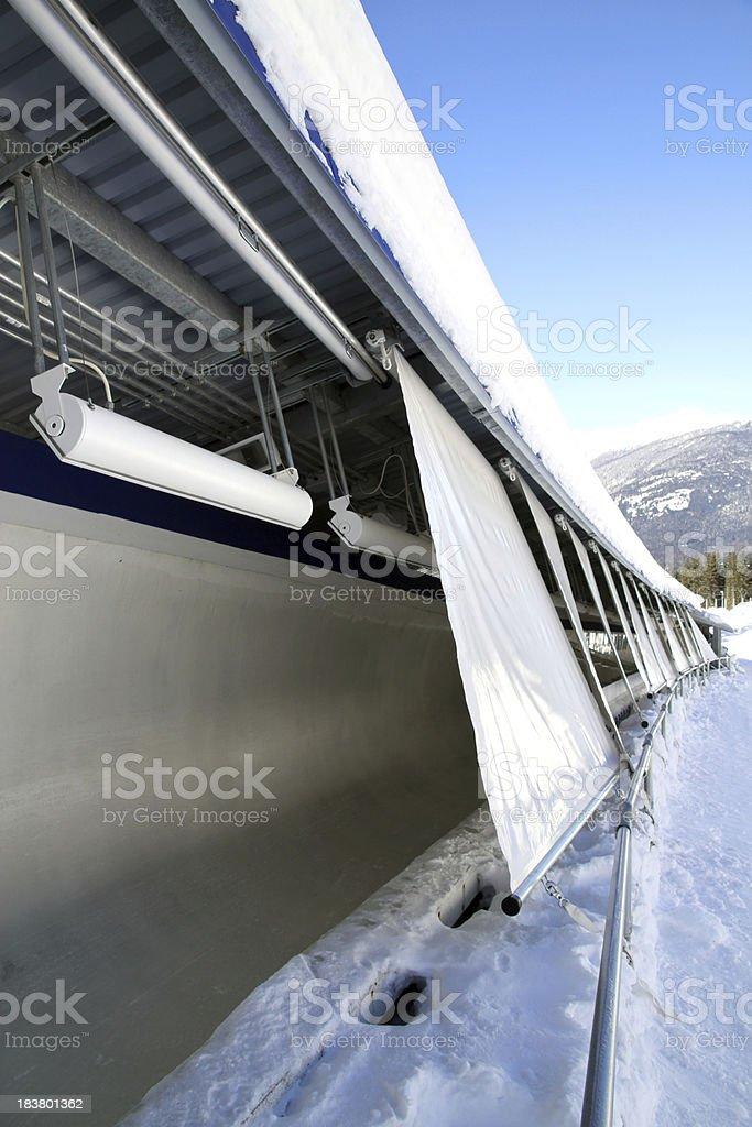 Covered Passage stock photo