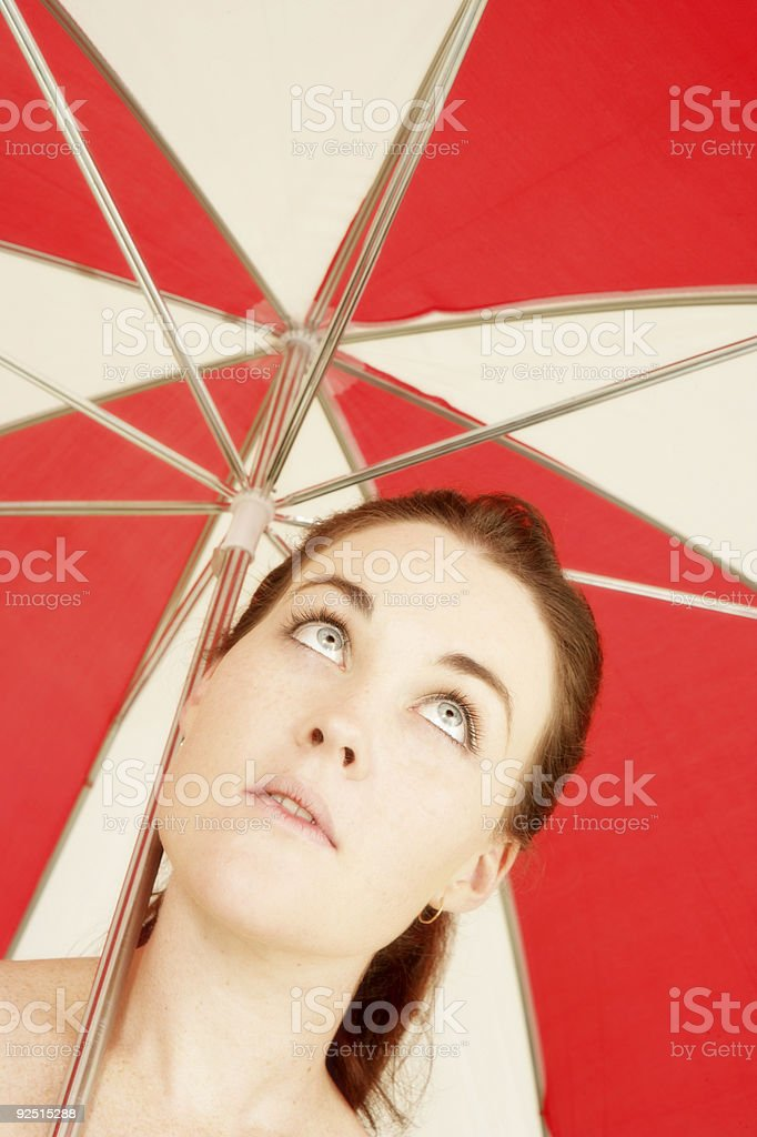 Covered stock photo