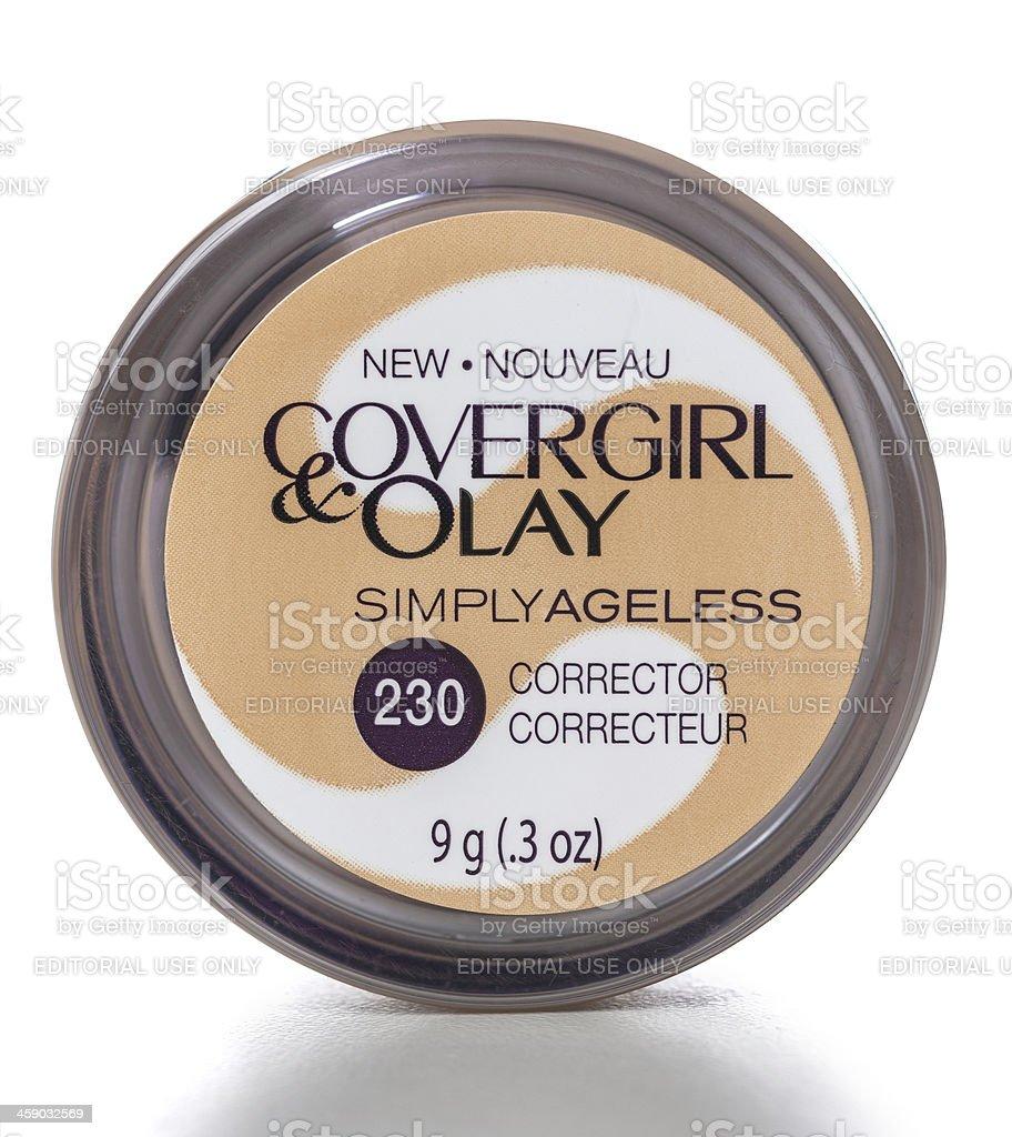 CoverGirl & Olay Simple Ageless corrector 230 stock photo