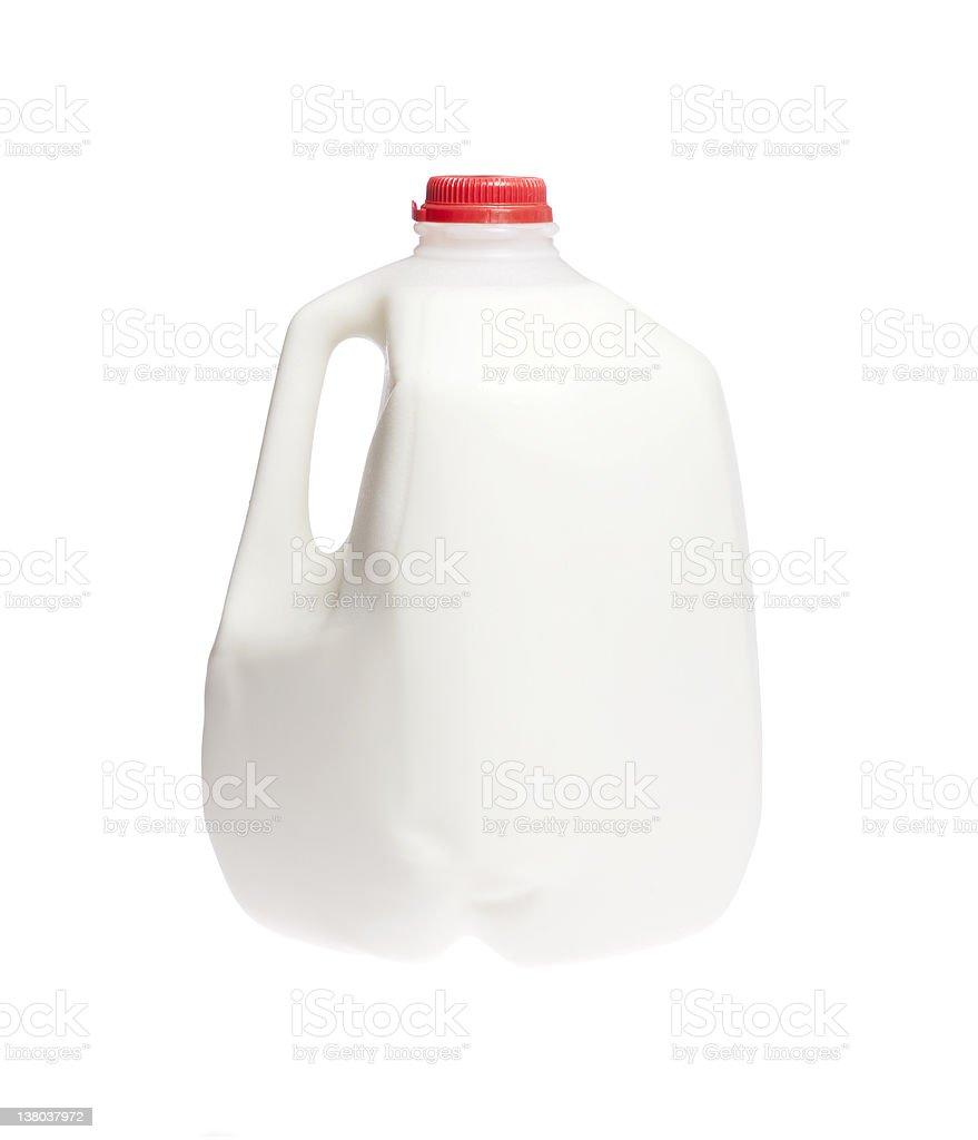 Cow milk royalty-free stock photo