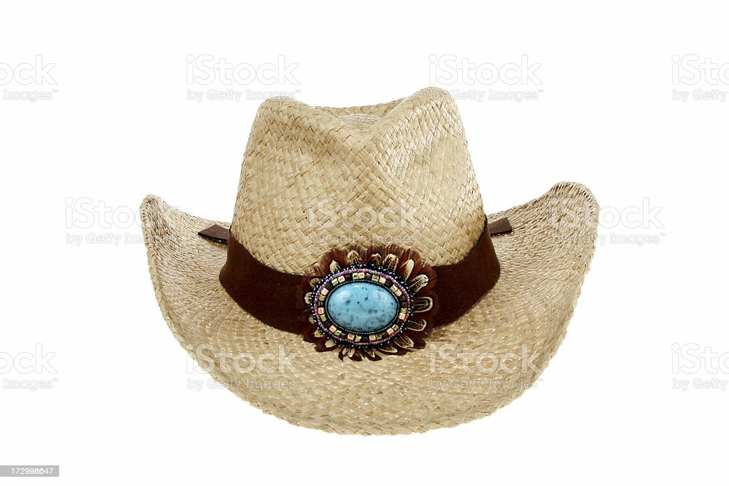 Cowboy Hat 3 royalty-free stock photo