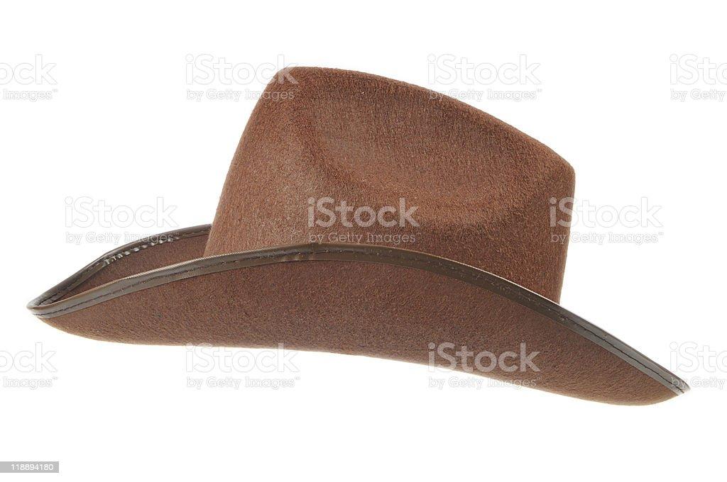 Cowboy Hat stock photo