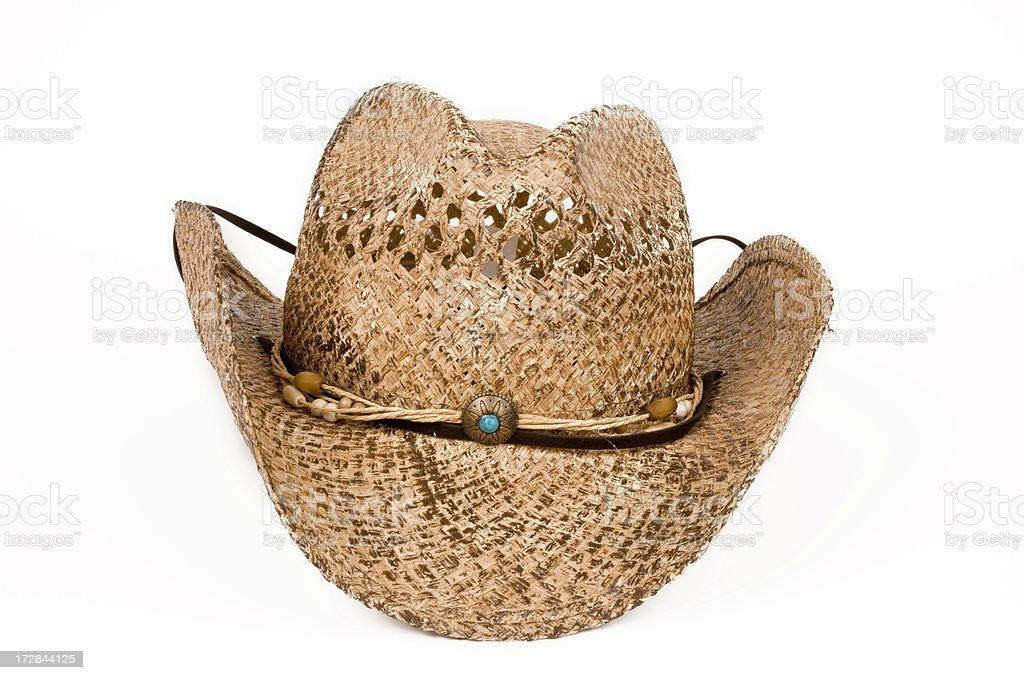 Cowboy Hat royalty-free stock photo