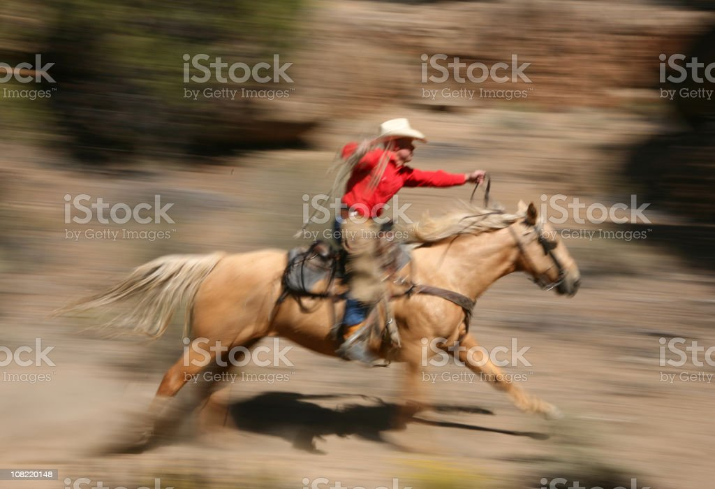 Cowboys and wranglers series 3 stock photo