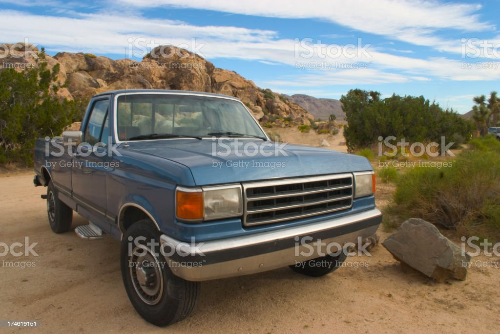 cowboy's ride royalty-free stock photo