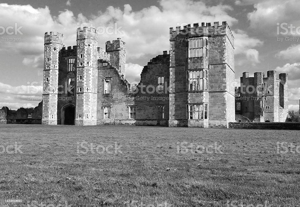 Cowdray Park royalty-free stock photo