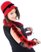 Coy Young Flapper
