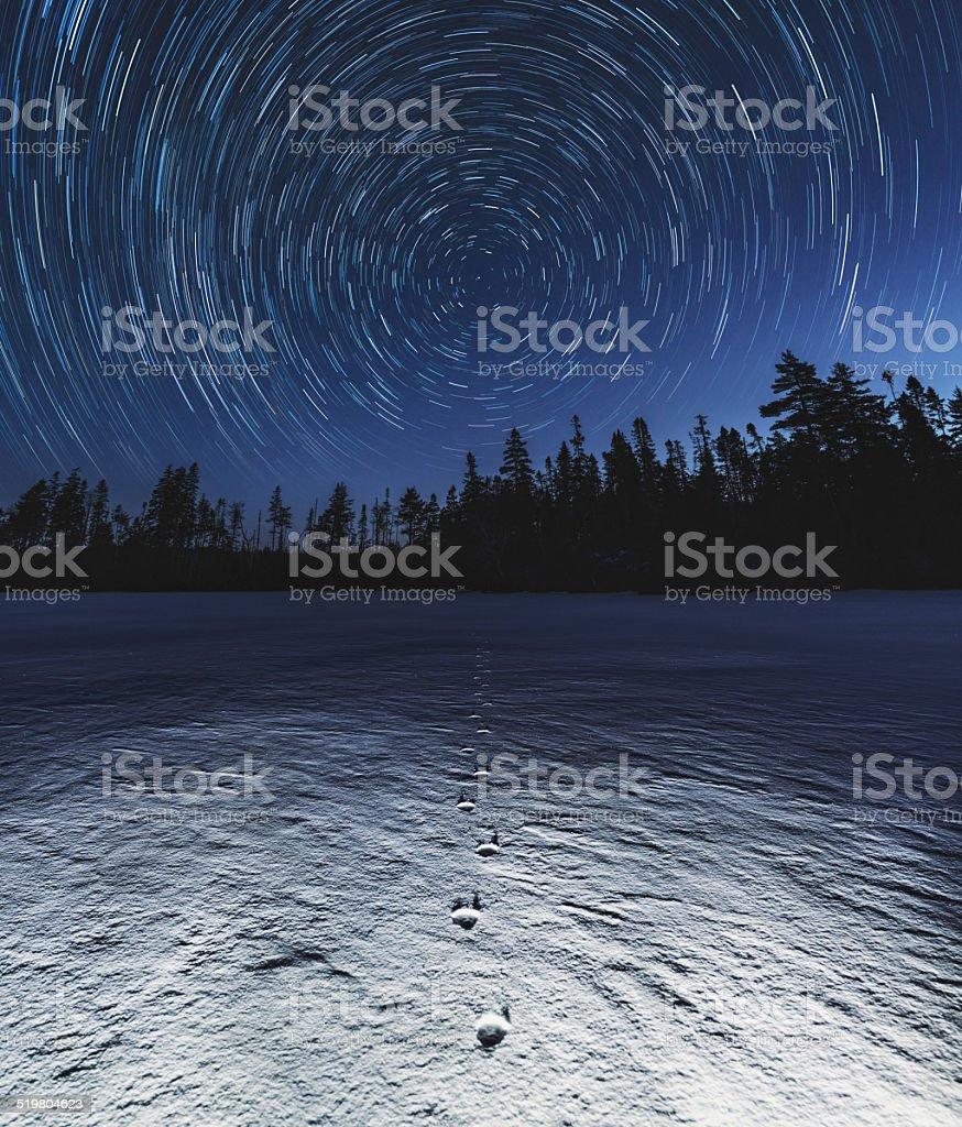 Coyote Lake stock photo