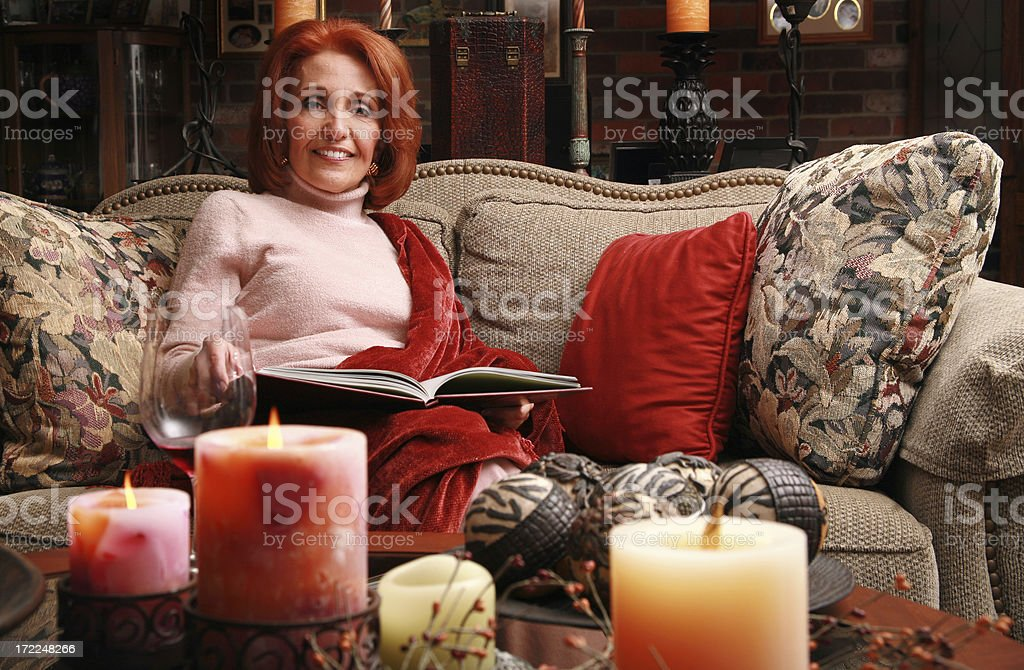 Cozy Afternoon royalty-free stock photo