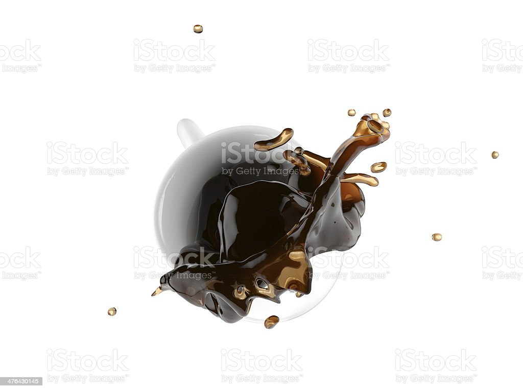 cp coffee royalty-free stock photo