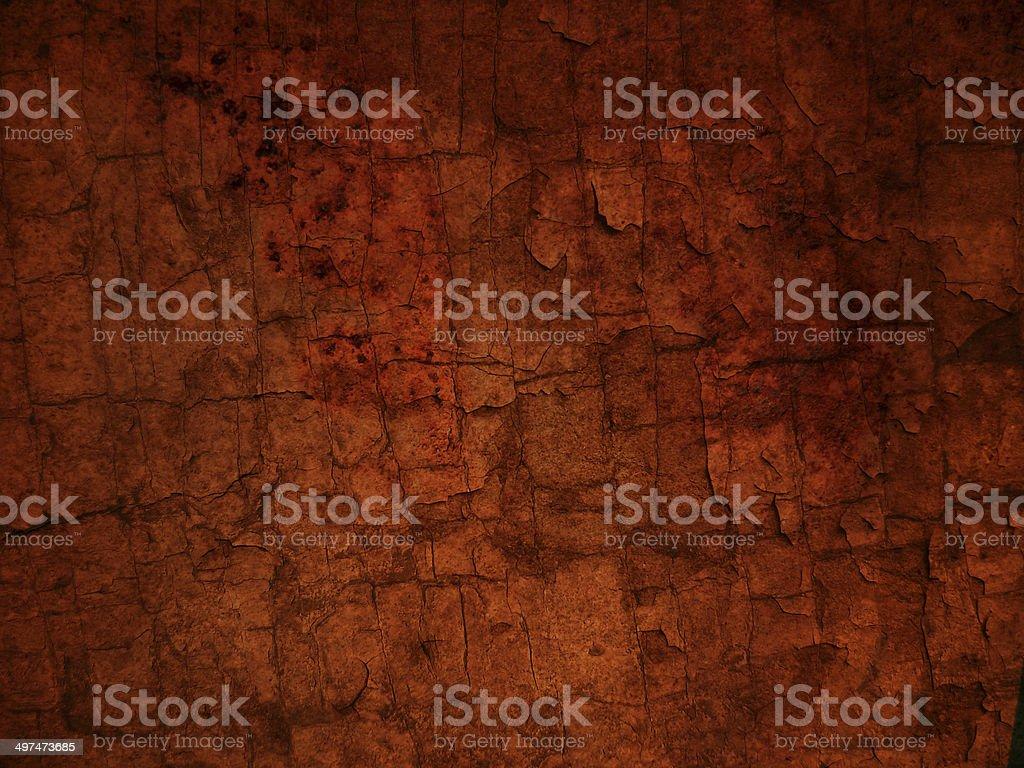 Cracked background royalty-free stock photo