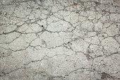 Cracked floor texture
