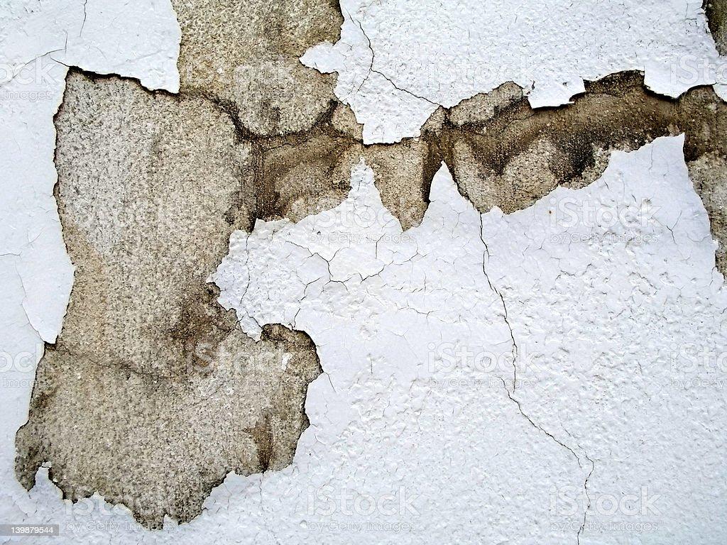 cracked paint texture stock photo